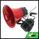 DC 12V Car /Boat Horn Siren - Red