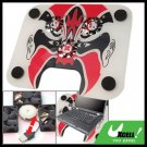 Chinese Beijing Opera Face 3 Fan USB Laptop Cooling Pad