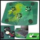 3 Fan LAPTOP Notebook USB Compact Cooling Cooler Pad