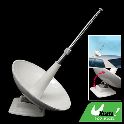 Auto Car Angle Adjustable Decorative Dummy Antenna