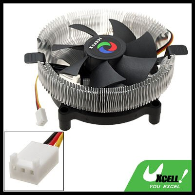 CPU Replacement Cooling Fan Cooler Heatsink for AMD 775