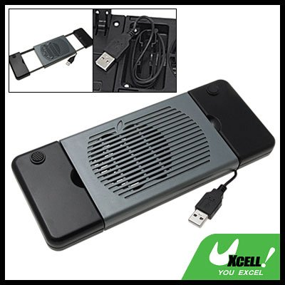 USB Retractable Notebook Laptop Cooling Pad Cooler Fan