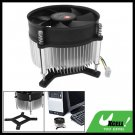 12V CPU Cooling Heatsink Fan Cooler for Intel LGA 775