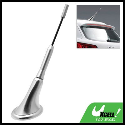 Aluminum Vehicle Car Mount Angle Adjustable Anti Static Decorative Antenna (AC-117)