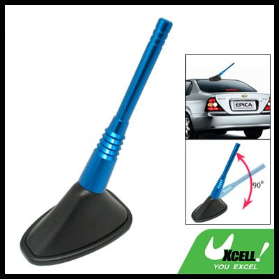 Vehicle Auto Car Mount Blue Decorative Anti Static Electricity Antenna (AC-1111)