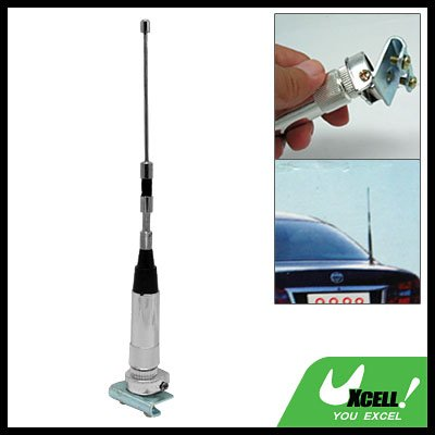 Angle Adjustable Silvery Auto Car Anti Static Electricity Decorative Antenna (HF-42)