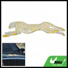 Unique Leopard Car Decoration Logo Badge Sticker