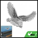 Silvery Eagle Car Decoration Logo Badge (HL-8031)