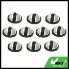 Mini Round Car Door Decorative Sticker Protector Guard 8PCS
