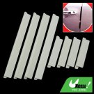 8 PCS Slim Flexible Door Guard Protector for Car Auto