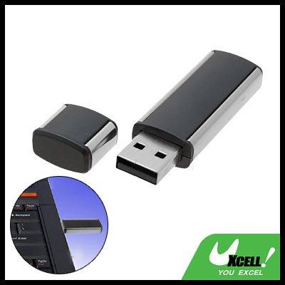 Pocket 4GB Removable Black USB Flash Memory Stick Drive Storage