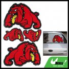 Vicious Dogs Racing Logo Car Decorative Decal Sticker