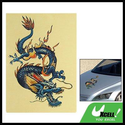 Dragon Design Car Window Graphic Sticker Auto Decal
