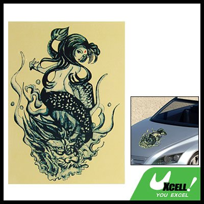 Mermaid Car Auto Boat Decorative Sticker Graphic Decal