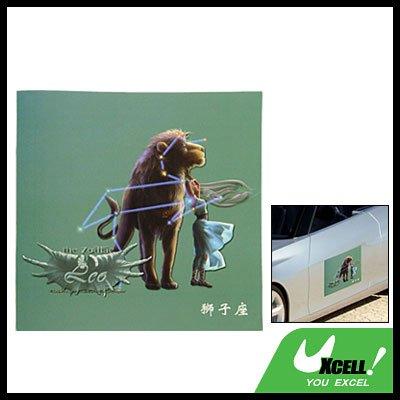 Leo Car Auto Truck Window Decor Sticker Vinyl Decal