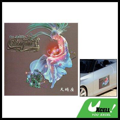 Scorpio Car Vehicle Window Decorative Sticker Decal