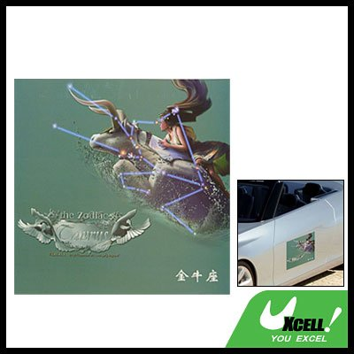 Taurus Car Auto Vehicle Window Vinyl Sticker Decal