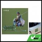 Aquarius Car Auto Truck Window Decor Sticker Vinyl Decal