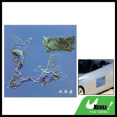 Pisces Car Boat Truck Window Decorative Sticker Decal