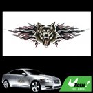 Wolf Graphics Auto Motor Decal Car/Truck Window Sticker