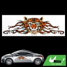 Graphic Tiger Decal Car Vehicle Window Vinyl Sticker