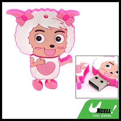 2GB Sheep USB 2.0 Pen Stick Flash Memory Drive Storage