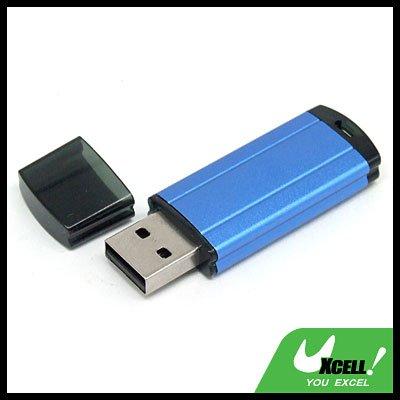 4GB Pocket Aluminium USB Flash Memory Stick Drive Storage