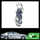 Feral Tiger Cool Orient Car Decor Decal Sticker