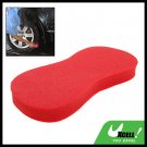 Magic Expanding Car Auto Cleaning Wash Sponge Red