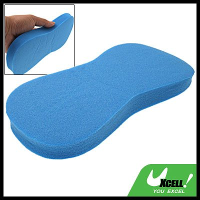 Blue Compressed Expanding Car Auto Cleaning Wash Sponge