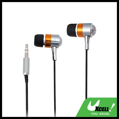3.5mm Stereo Sound Earphones Headphones for PC iPod MP3