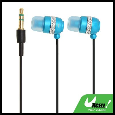 Super Bass 3.5mm Stereo Earphones Headphones for MP3/MP4 PC - (SN-818)