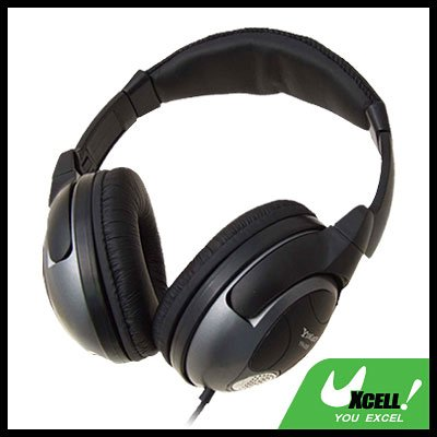PC Computer Stereo Headphone Headset with Microphone