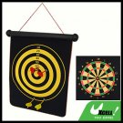 Funny Two-Sided Magnetic Dart Board Dartboard Darts Toy