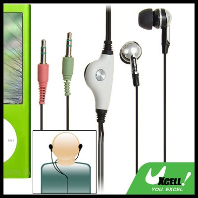 3.5mm Microphone Earphone Headphone for PC Computer