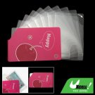 Business Credit Visa Card Plastic Case Holder Cover
