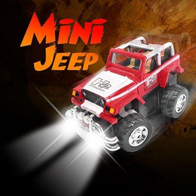 Toy Car - Hurricane Mini Jeep