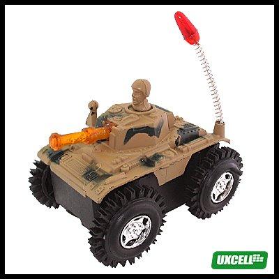 Toy car - South Africa Alarm Armor Tank