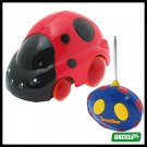 Toy - Super Remote Control Ladybird Car - Red