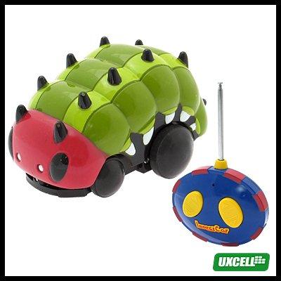 Toy - Super Remote Control Caterpillar Car - Green