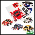 DIY Toy - Educational Airfoam Car Racer 8 pieces for DIY Lover