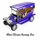 Toy Car - Mini Remote Control Speed Vintage Classical Racing Car Jeep (0607) - Blue