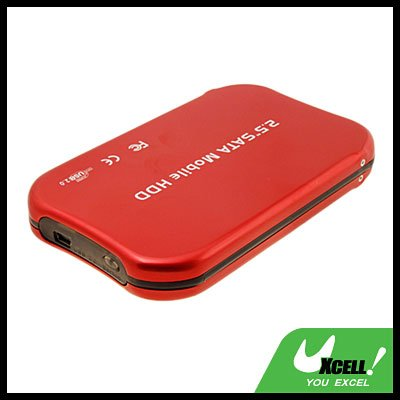 "2.5"" SATA HDD External Enclosure Hard Drive Case Box"