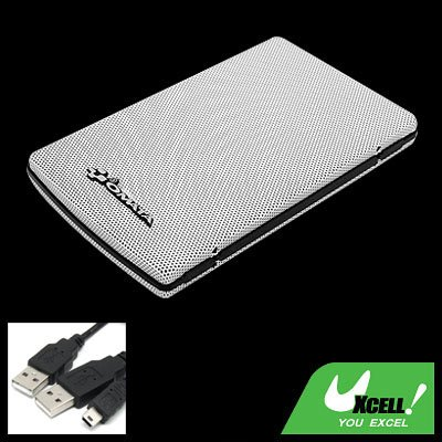 2.5 Inch USB 2.0 Hard Drive SATA HDD Enclosure External Case