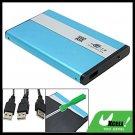 "2.5"" USB 2.0 HDD SATA Hard Disk Drive External Case Box"