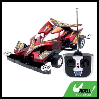 Toy Car - Radio Remote Control RC Racing Car- Red
