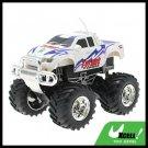 Toy - Radio Remote Control RC 4x4 Racing Car- Purple & White