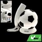 Ideal Home Desk RJ11 Football Shaped Plastic Telephone