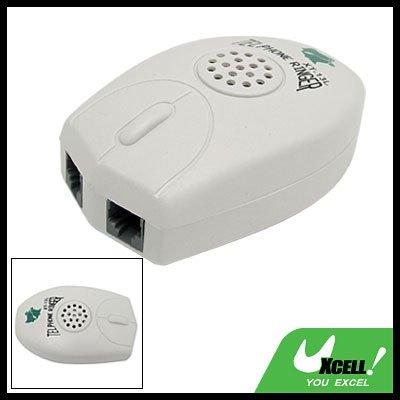 Loud Telephone Ring Amplifier RJ11 Ringer