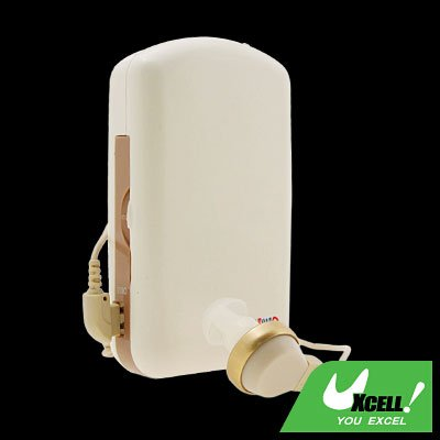 Telephone Volume Spy Ear Sound Amplifier Hearing Aid